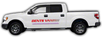 Dents Vanish mobile service unit